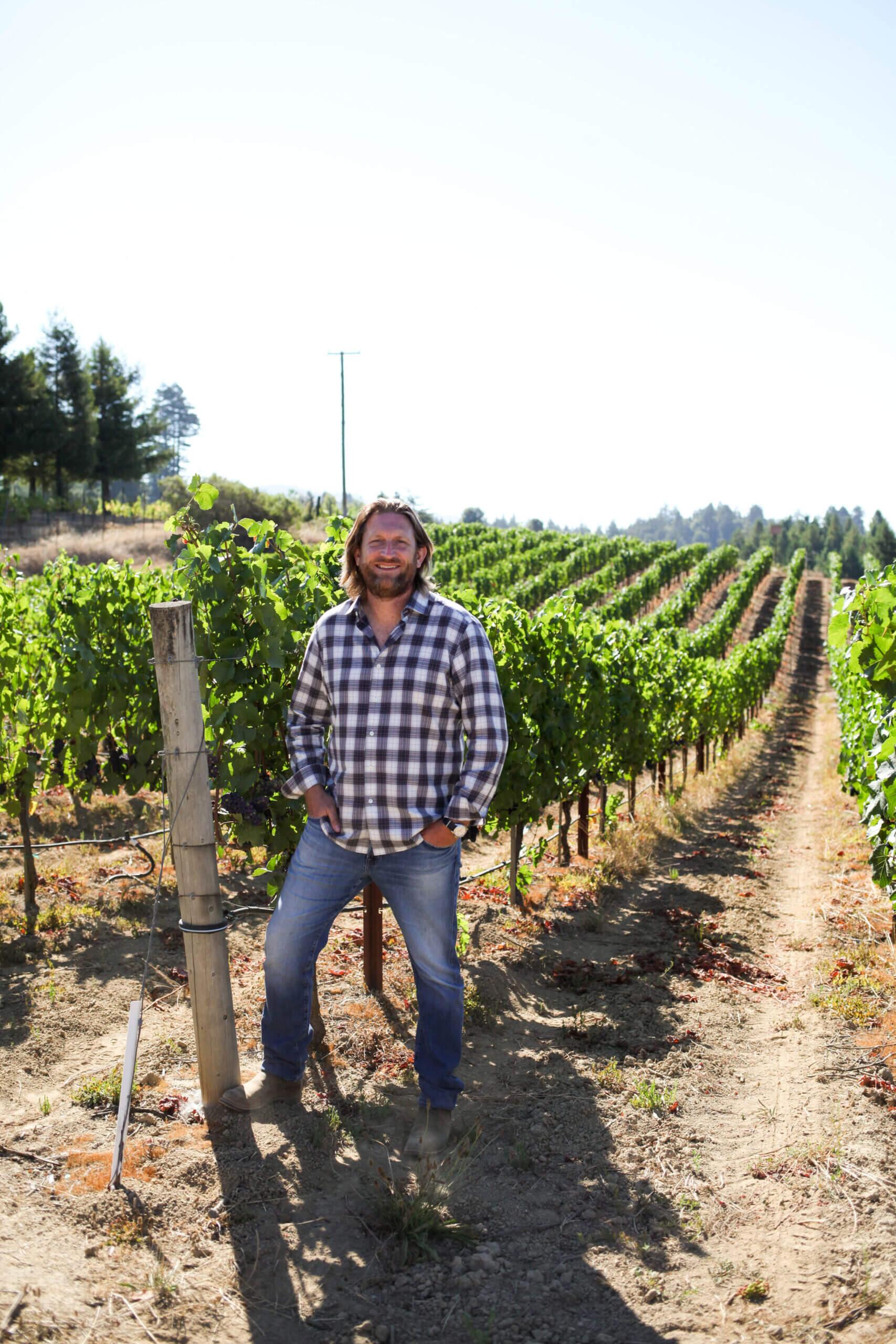 Catching Up with Winemaker Matt Parish
