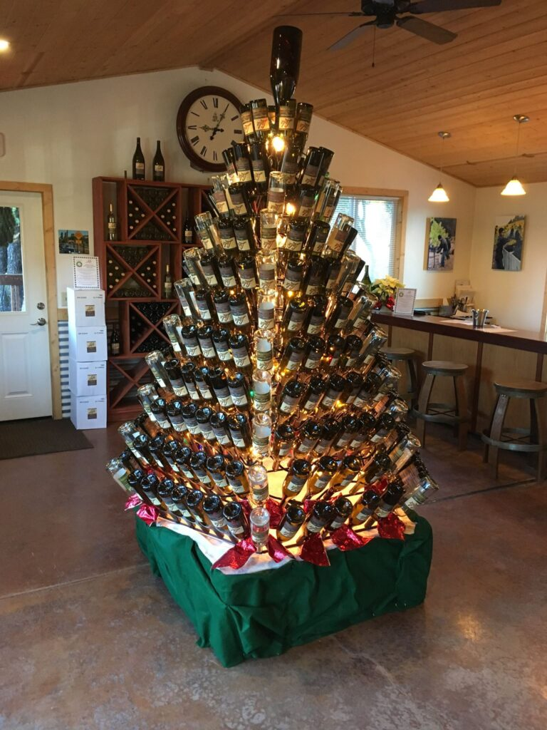 Lula Bottle Tree